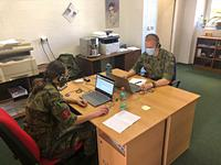 University of Defence Students Engage in Smart Quarantine Project