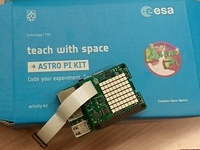 An Application Developed Under University of Defence Teachers Supervision Runs in Space Today