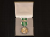 US Medal to Colonel Bauer for Iraq Mission