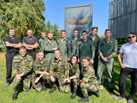 OELC for Defence University Brno students