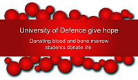 University of Defence Give Hope